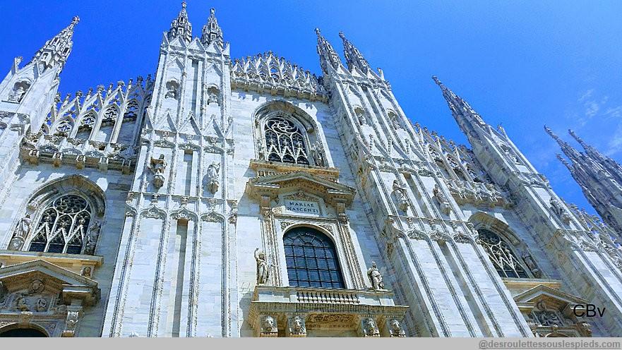 Milan le Duomo