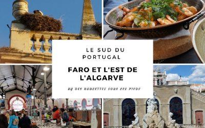 Visiter Faro et sa région : l'Algarve sauvage et la Ria de Formosa