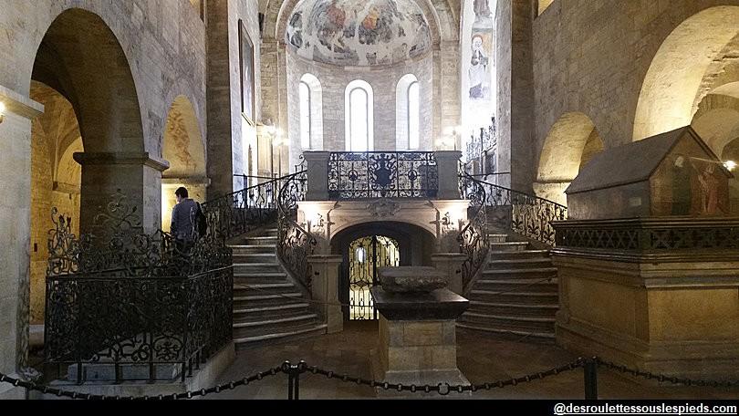 Château de Prague Basilique Saint Georges