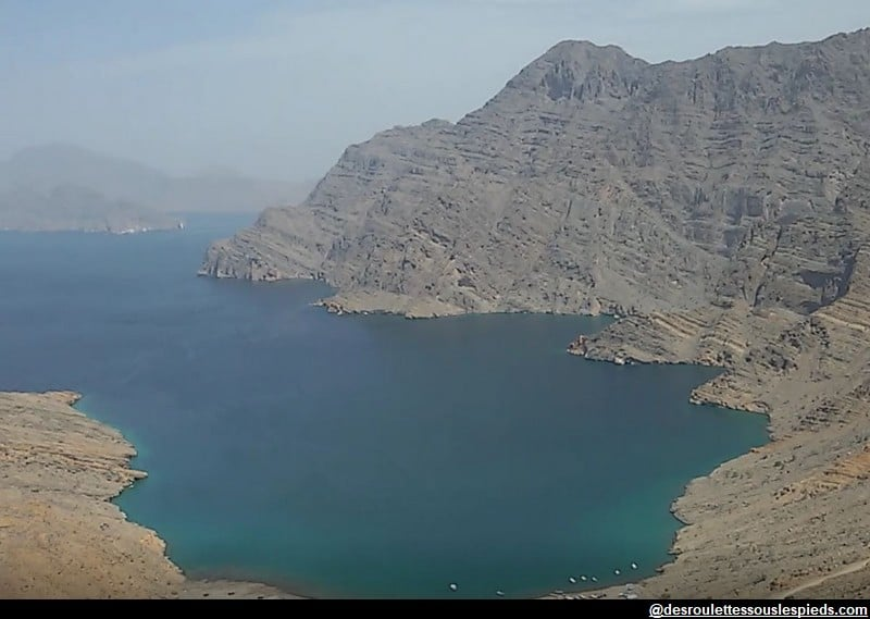 Péninsule du musandam Oman