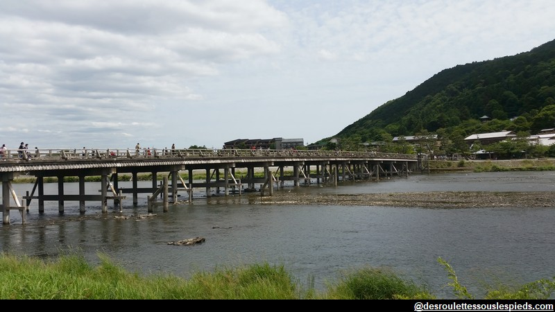 Arashimaya pont Togetsukyo