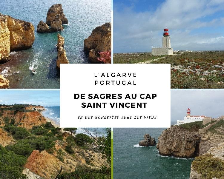 De Sagres au cap Saint Vincent, visiter l'Algarve au Portugal