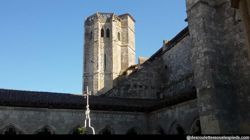 Collégiale-Saint-Pierre-La-Romieu