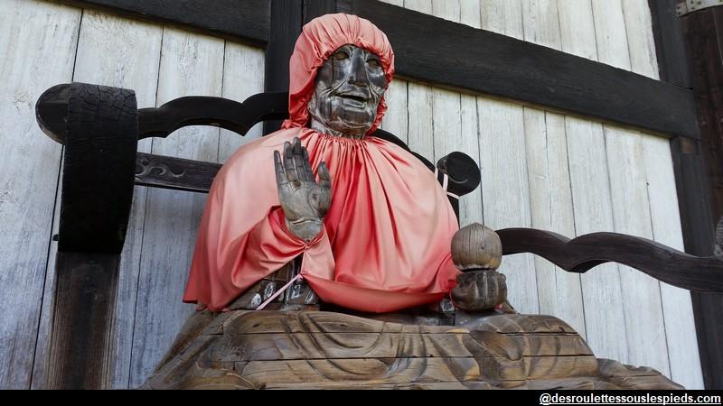 Nara Binzuru le guérisseur