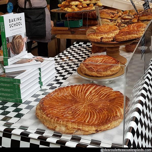 Borough Market galette des rois
