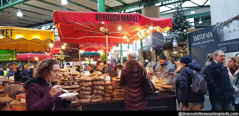 Borough Market pains