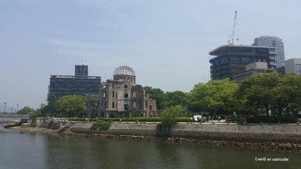 Hiroshima Dôme Genbaku