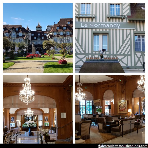 Deauville le Normandy