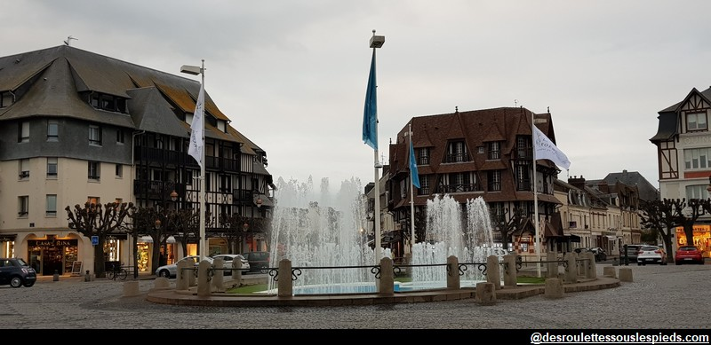 Deauville place Morny