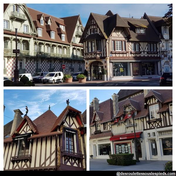 Deauville quartier casino