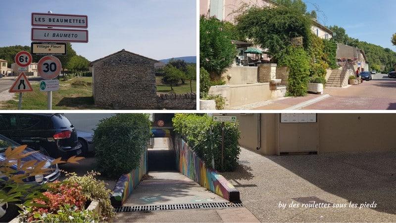 le village des Beaumettes