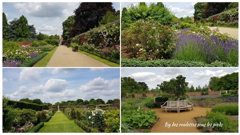 Grand Londres hampton court jardin