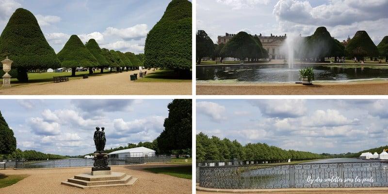 Hampton court parc