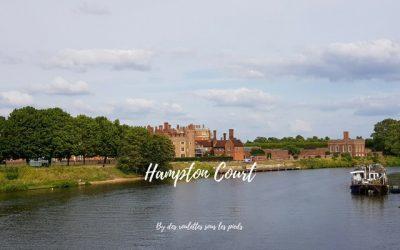 Visiter Hampton Court, château royal au sud ouest de Londres