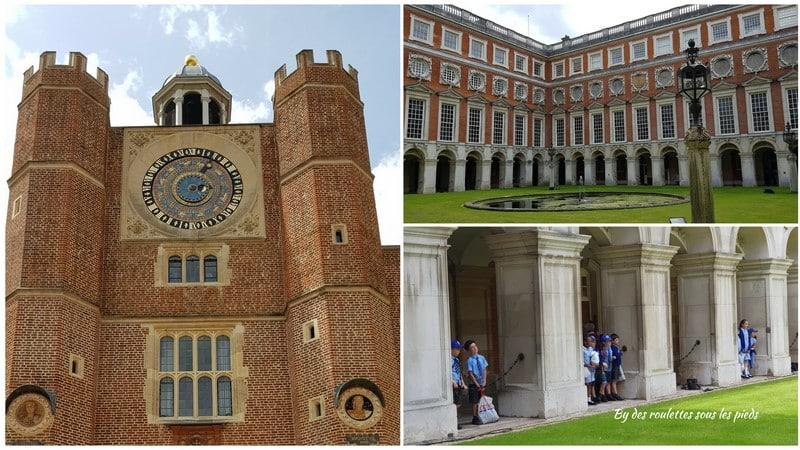 Grand Londres hampton court horloge astronomique