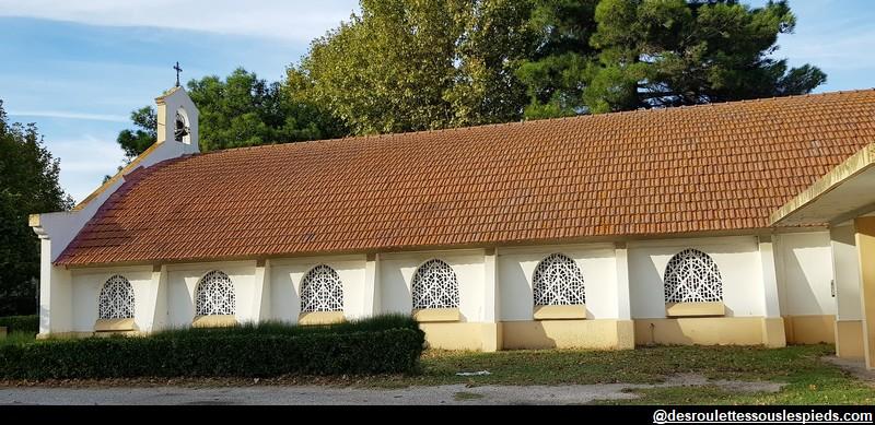 visiter la camargue eglise catholique salin de giraud