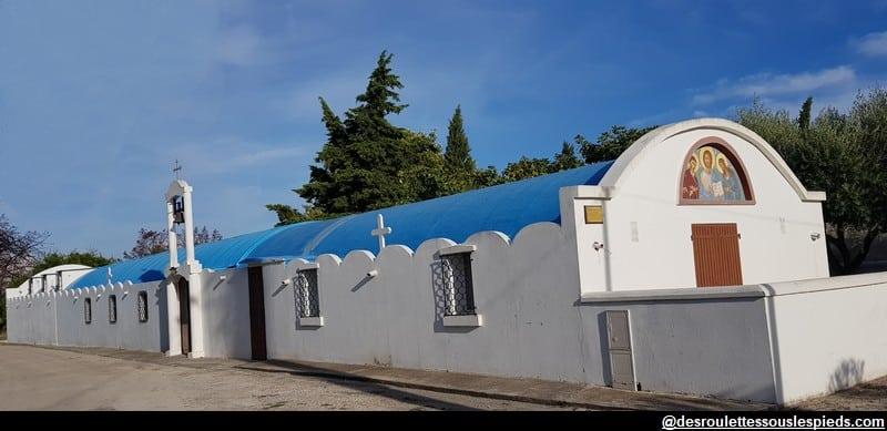 visiter la camargue eglise orthodoxe salin de giraud
