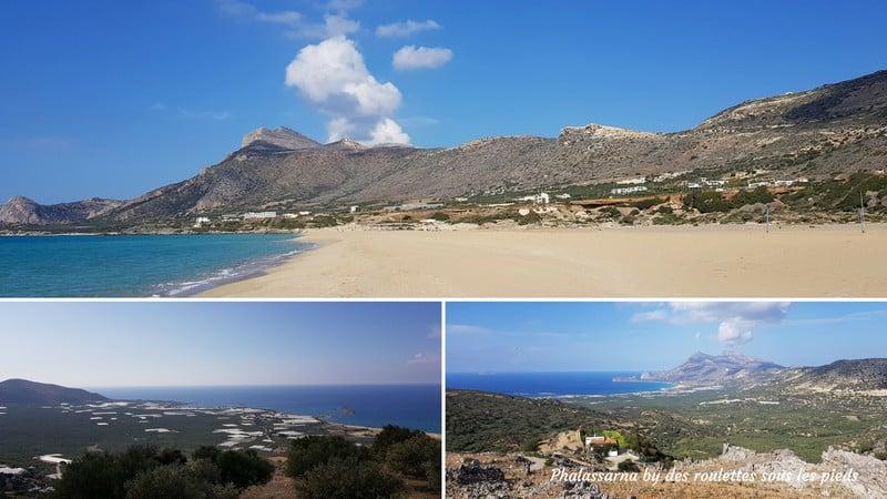 visiter crete ouest phalassarna