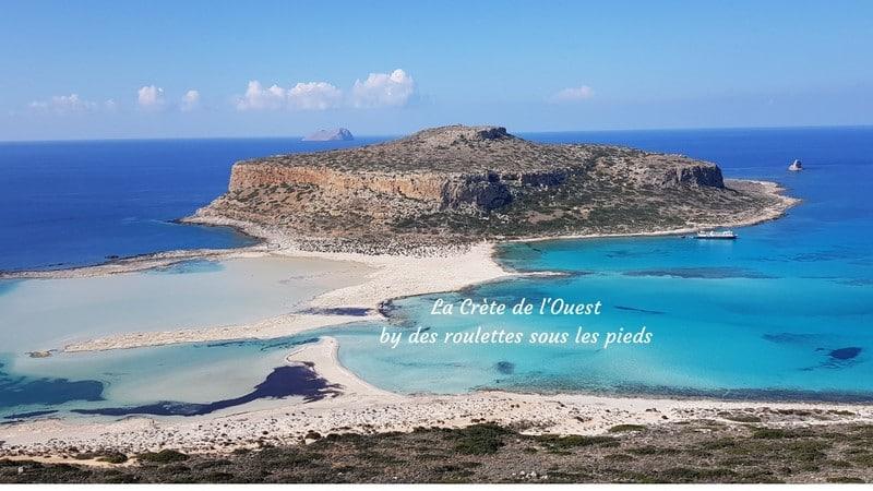 Comment visiter la Crète: 1 semaine, le tour de l'ouest du nord au sud
