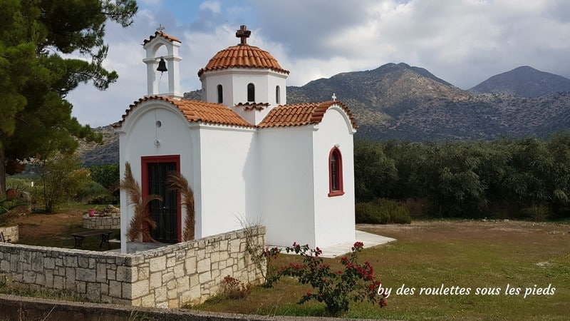 visiter crete ouest église orthodoxe