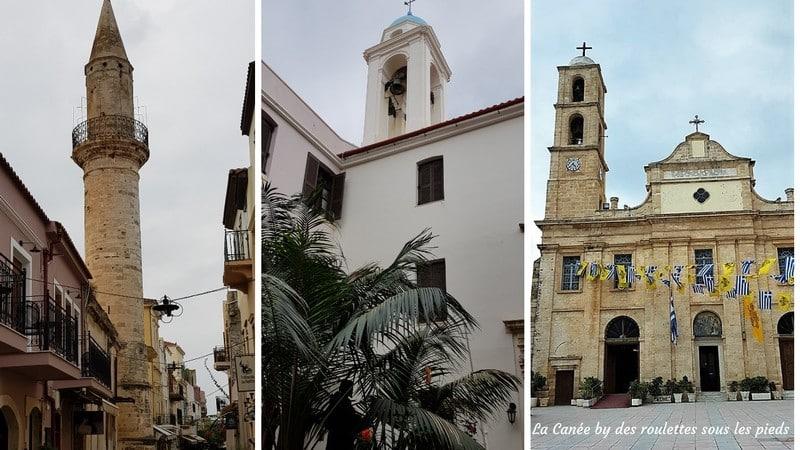 visiter crete ouest religions