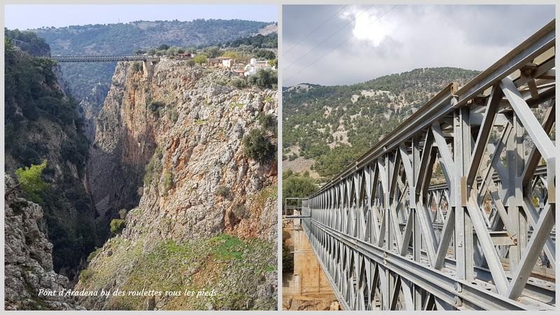 visiter le centre de la crète pont aradena