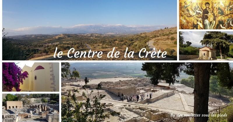 Visiter le centre de la Crète : une Crète authentique et sauvage
