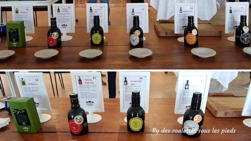 visiter une oliveraie en provence l'huile d'olive de bastide du laval