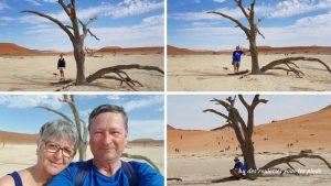 comment visiter la nambie