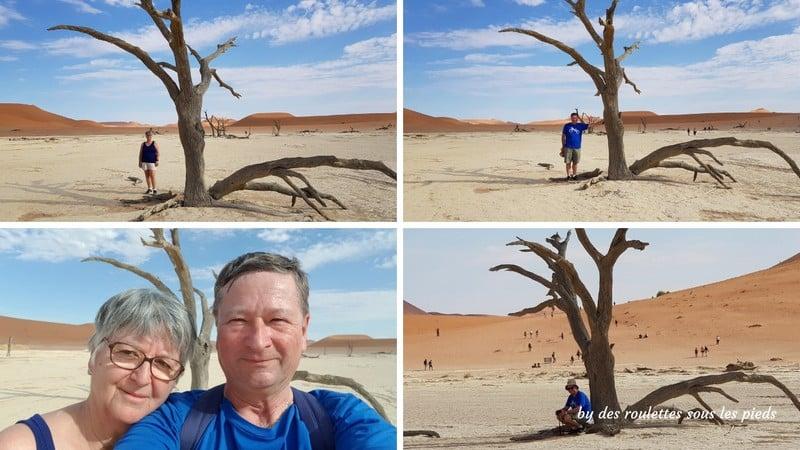 road trip Namibie deadvlei