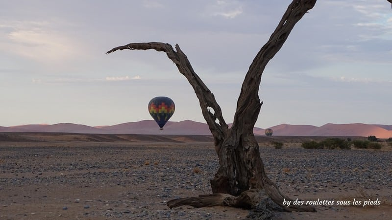 road trip namibie sesriem