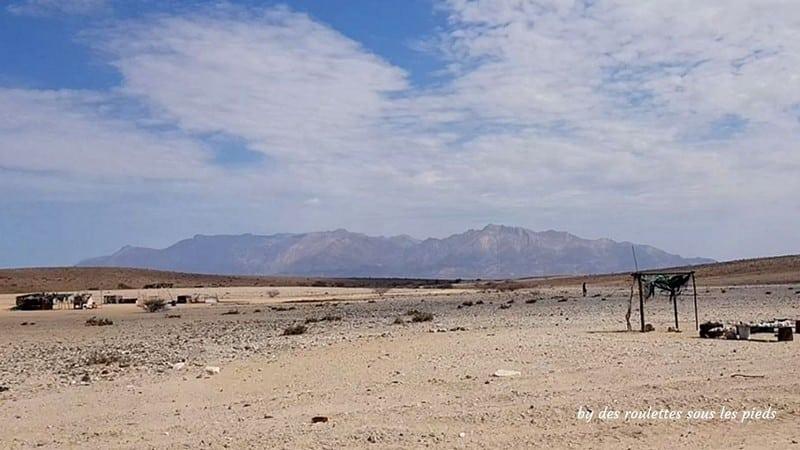 comment visiter le damaraland en namibie