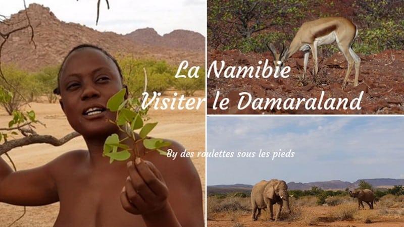 Comment visiter le Damaraland en Namibie, road trip 4