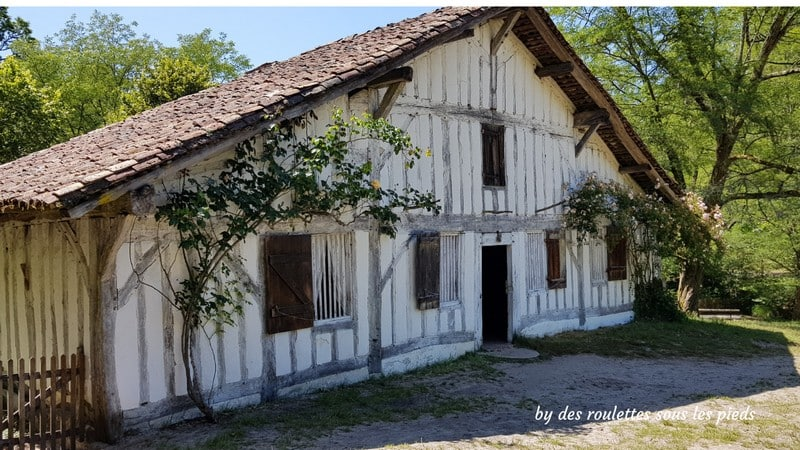 quoi faire dans les landes la maison du meunier de Marquèze