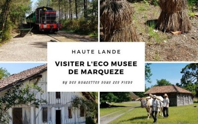 Quoi faire dans les Landes : visiter l'écomusée de Marquèze à Sabres