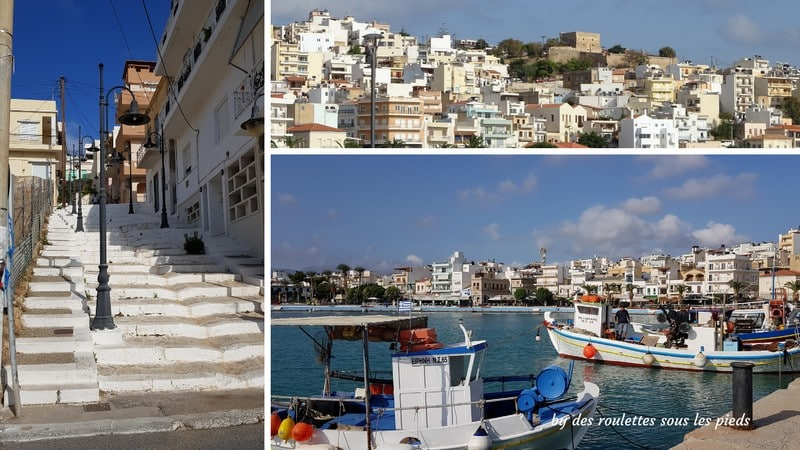 Visiter l'est de la crète sitia
