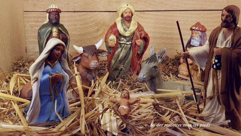 la crèche provençale la nativité