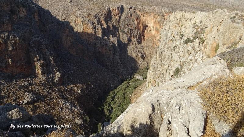 Visiter l'est de la crète vallée des morts