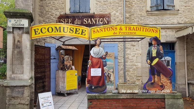 Musée du santon Fontaine de Vaucluse