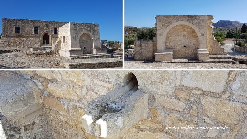 Visiter l'est de la crète etia cité palais vénitien