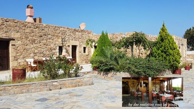 Visiter l'est de la Crète metohi vaï