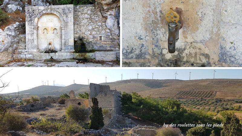 Visiter l'est de la crète voila village vénitien