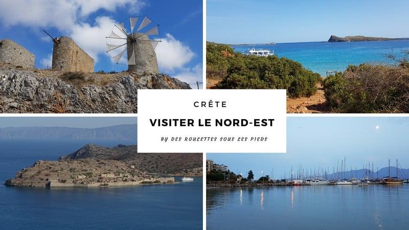Comment visiter le nord-est de la Crête : du plateau de Lasithi à Agios Nikolaos