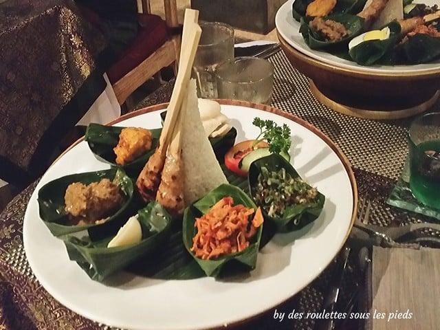 visiter bali ubud et le nord  gastronomie balinaise