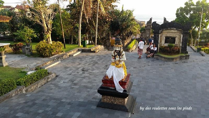 visiter sud de Bali tanah loth