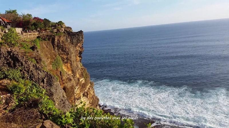 visiter le sud de bali ulawatu