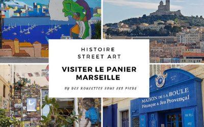 Visiter le Panier à Marseille, itinéraire complet