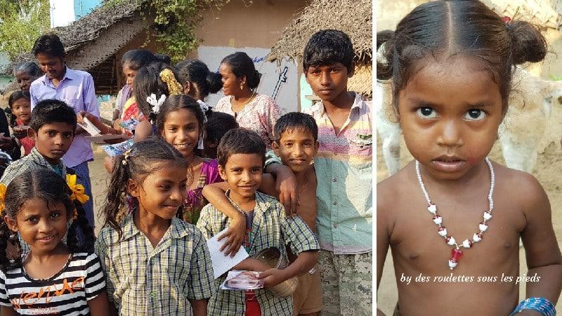 visiter la région de tanjore au tamil nadu enfants de swamimalai