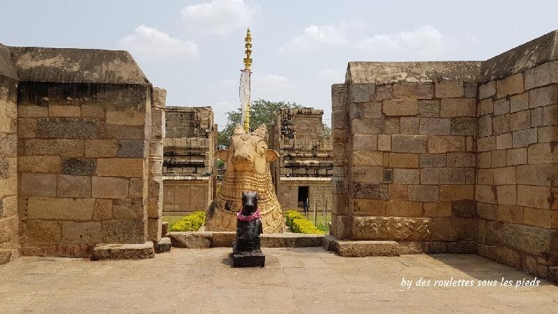 gangaikondacholapuram temple visiter la région de tanjore au tamil nadu