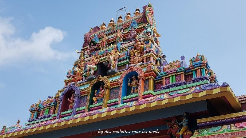 visiter le chettinad solai valartha aiyanar Temple